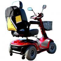 Elektromobil Sicherheitstasche mit Relektor VISIBAG Rückentasche Sitztasche