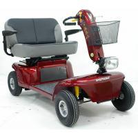 Elektromobil Doppelsitzer Usedom Shoprider TE 9D Zweisitzer