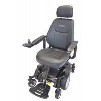 R-Lift Elektro-Rollstuhl mit Lift Funktion Farbe Schwarz